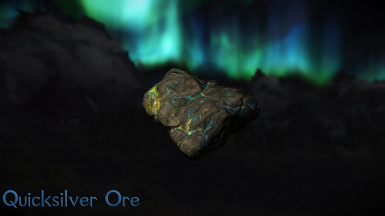 Quicksilver Ore