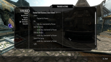 Fertility Mode at Skyrim Special Edition Nexus - Mods and