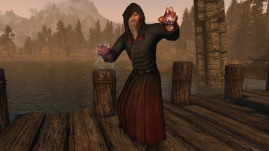 Dark Brotherhood hakama