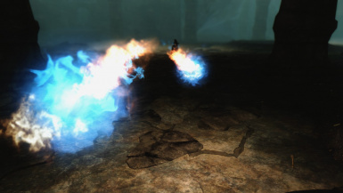 Blue Fire Bolt
