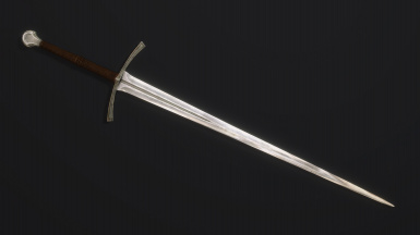 10 - Oakeshott's Type XVIa Sword