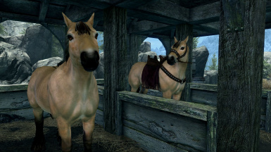 Immersive Horses at Skyrim Special Edition Nexus - Mods and Community