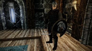 Guards Armor Replacer compatible
