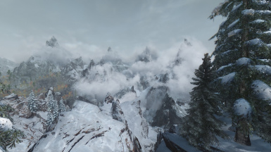 Fluffy Mountains