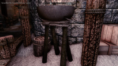 New Cave Lamp on Solstheim