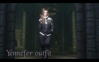 Nilfgaard armor by zzjay - Ported to SSE by bchick3