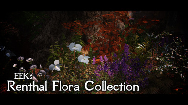 EEKs Renthal Flora Collection