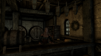 The Innkeeper at The Fo'c's'le
