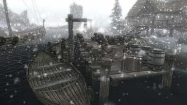 Dawnstar Docks