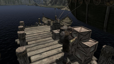 Solitude Docks