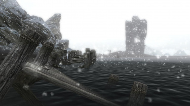 Dawnstar Broken Old Docks