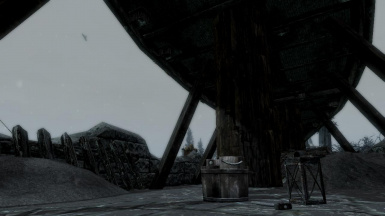 Solstheim Abandoned Construction