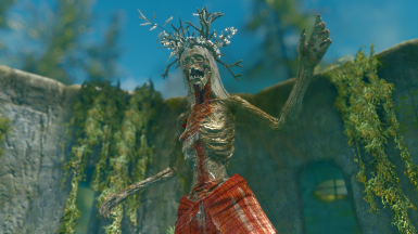 Rotten Maidens - Mihail Monsters and Animals (SSE)(mihail immersive add-ons- undead- witcher)