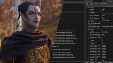 Subsurface Scattering Shaders for Skins
