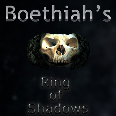 Boethiah's Ring of Shadows