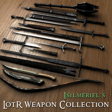 Isilmeriel LOTR Weapons Collection SSE