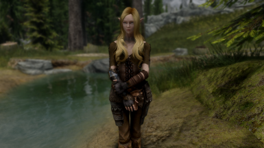 The Lily - SSE CBBE BodySlide at Skyrim Special Edition