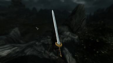 New model for the Honorblade