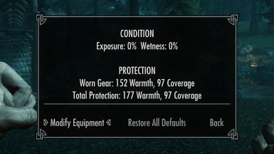 Frostfall Campfire SSE Fix at Skyrim Special Edition Nexus