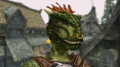 Zarias Argonian Nose Ring