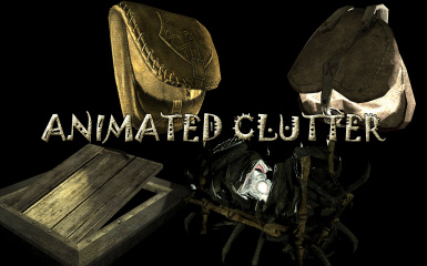 Animated Clutter SSE