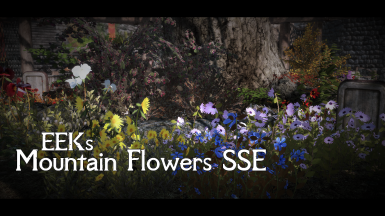 Eeks mountain flowers sse at skyrim special edition nexus mods and 24 items mightylinksfo