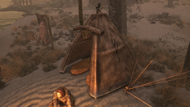 Solstheim - Skaal Fishing Camp