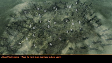Atlas Map Markers Atlas Map Markers   (by kronixx) at Skyrim Special Edition Nexus  Atlas Map Markers