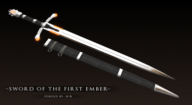 Sword of the First Ember