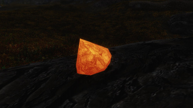The Fire gem