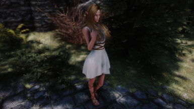 Ashara Imperial Outfits - SSE CBBE BodySlide