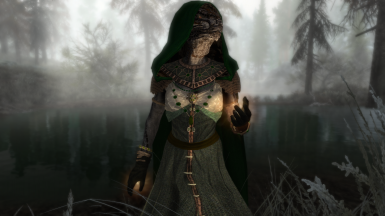 Bronze Gown, Morthal Swamp