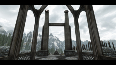 The True Beauty of Skyrim - Photorealism ENB