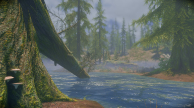 [VANILLA] Rest by the lake