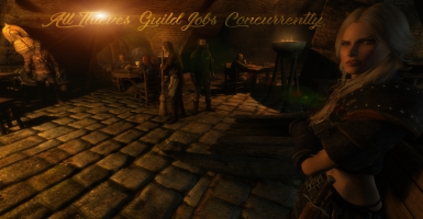 All Thieves Guild Jobs Concurrently