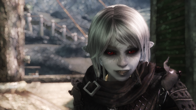 Raeza SE - Follower and Adoptable at Skyrim Special Edition Nexus