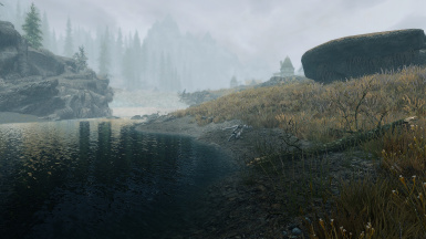 Water's Edge - Light Fog Patch