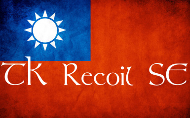 TK Recoil SE - Traditional Chinese Translation