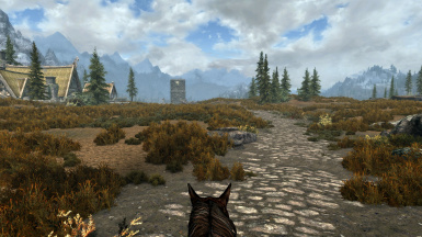 First Person Horse Riding SSE