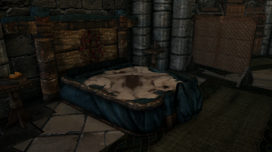 Archmage Bed