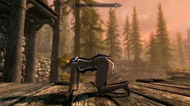 Crawl on all Fours animation for SSE