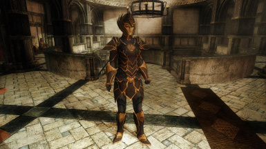 Peacekeeper Armor  - Female