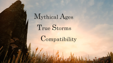 Mythical Ages - TrueStorms Merged Compatibility SSE