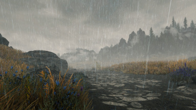 Rustic Weathers Thunderstorm