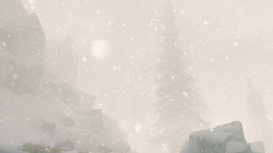 Rustic Weathers Blizzard