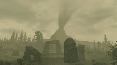 Ashen Fog - True Storms Unique Weather