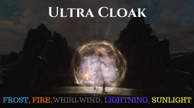 Ultra Cloak - Combined Elemental Cloak Spell With Reduced
