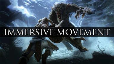 Immersive Movement