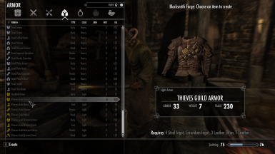 Path Of Thieves Guild