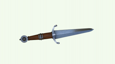 04 - Cyrodilic Dagger